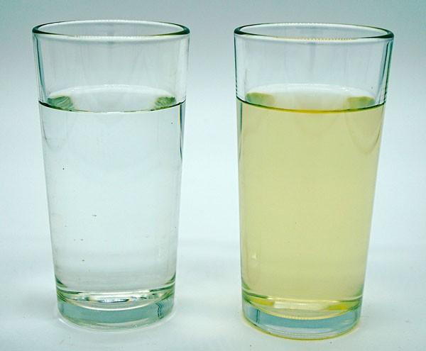 Анализ воды на мутность